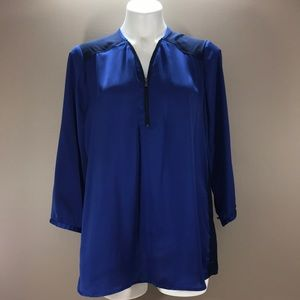 MEXX Blouse with Zipper Size 14